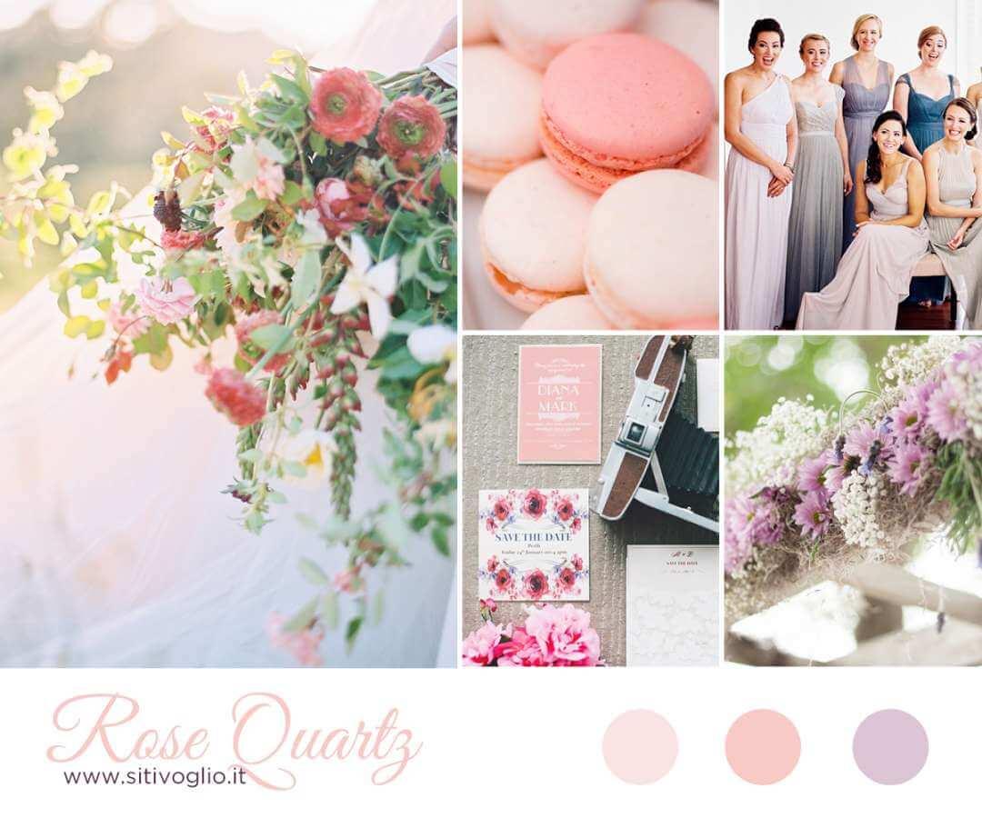 Inspiration Board: Rose Quartz Ispirazioni  Decorazioni consigli Bellezza