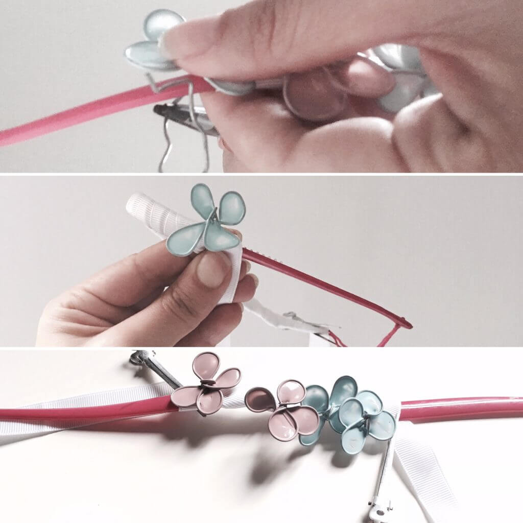 Coroncina di fiori, fai da te. Diy Idee creative  Matrimoni a tema DIY Decorazioni consigli