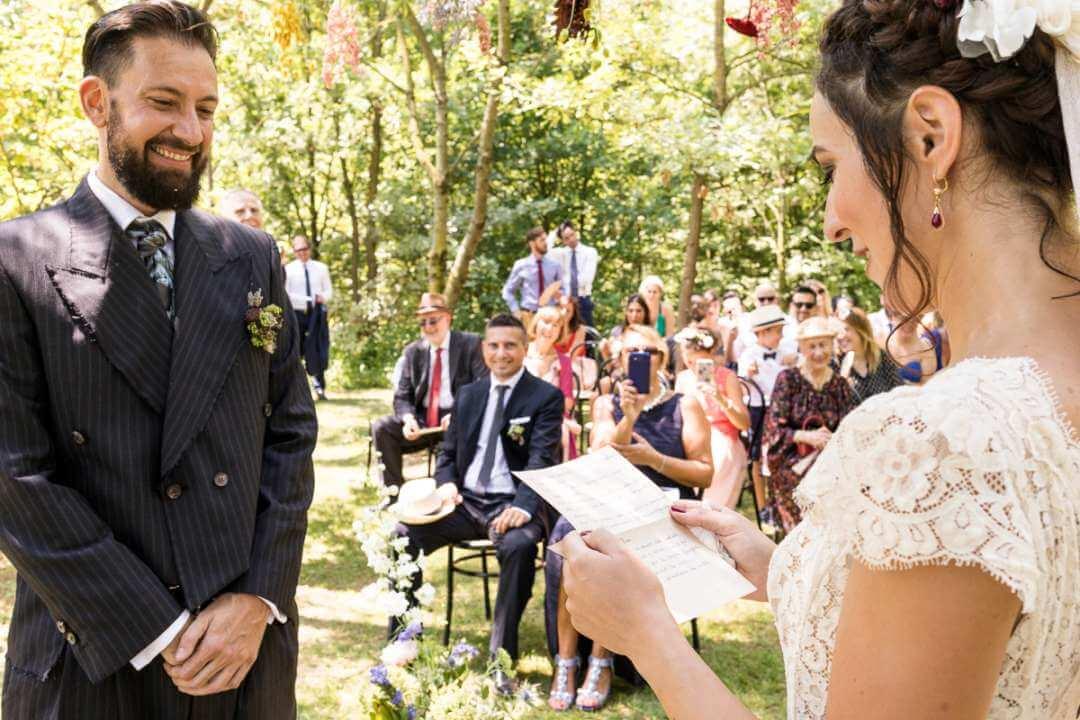 Matrimonio Tema Bosco Incantato : Un favoloso matrimonio nel bosco incantato la favola di