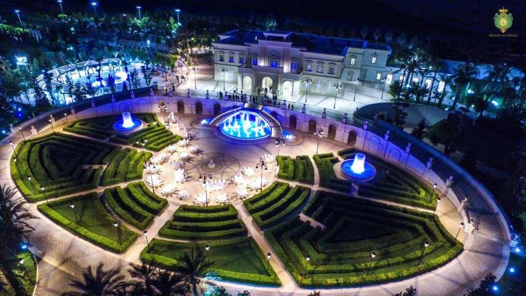 Matrimonio principesco alla Reggia dei Tessali. Featured Real wedding  Real wedding Destination wedding