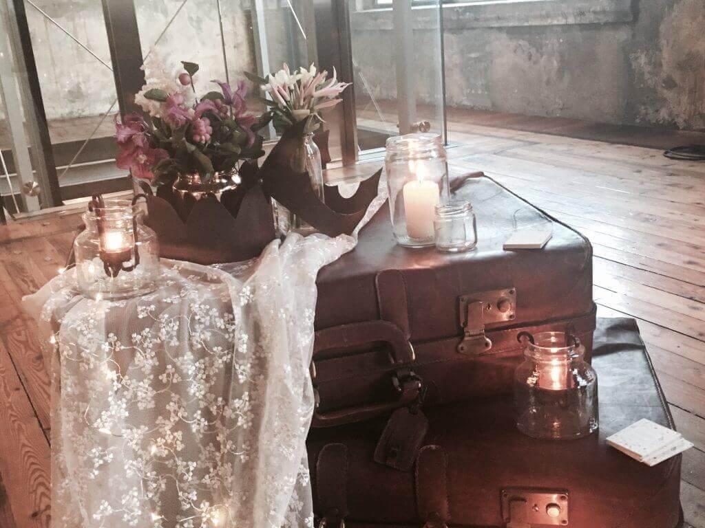 The Love Affair.  La sconvolgente fiera dedicata al matrimonio! Featured Ispirazioni  Matrimoni a tema consigli