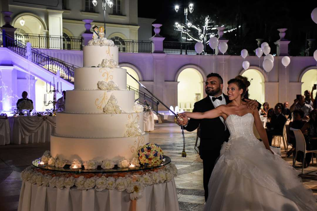 Matrimonio principesco alla Reggia dei Tessali. Featured Real wedding  Real wedding Destination wedding