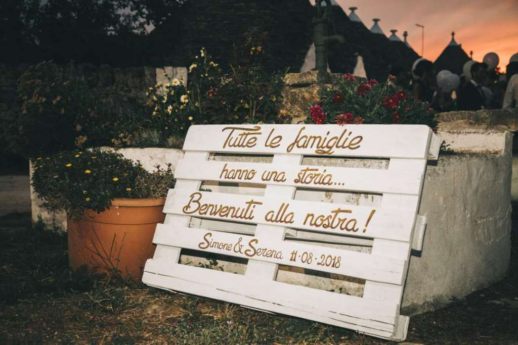 In masseria la favola di Serena e Simone! Featured Real wedding  Real wedding Matrimoni a tema