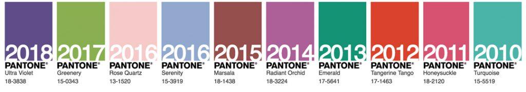 Living Coral Pantone 2019 Featured Ispirazioni  Inspiration board colori
